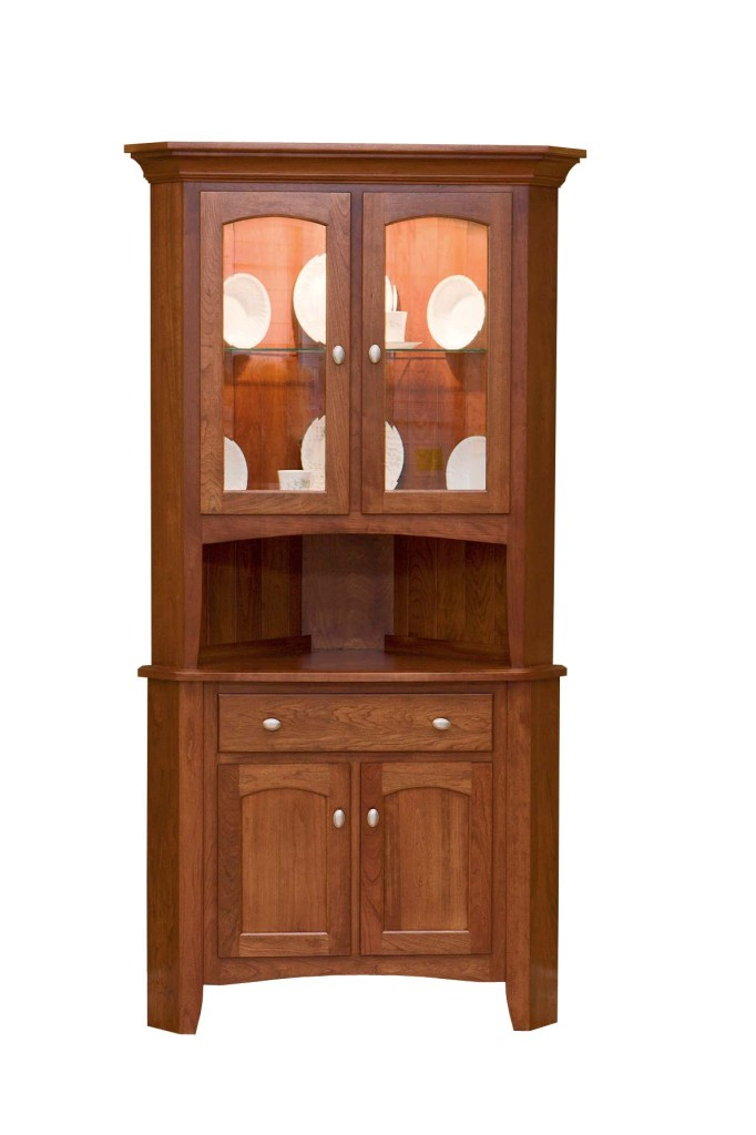 All Corner Hutches Lancaster Legacy Truewood Furniture