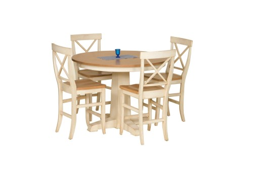 Kitchen Gathering Table All gathering tables lancaster legacy truewood furniture la croix gathering table workwithnaturefo