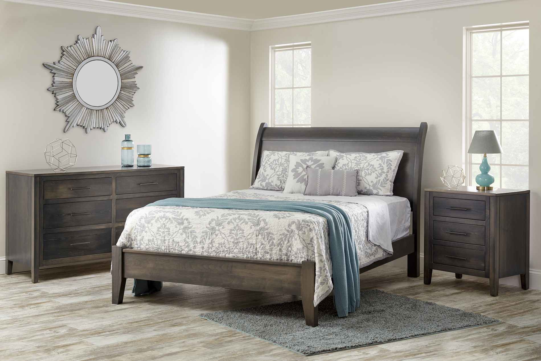 road furniture solid plank wood rustic by collection pine bedroom modern casual kincaid collections